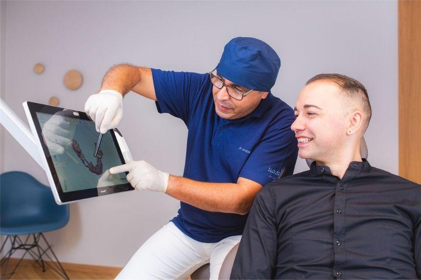 Image traitements endodontiques clinique dentaire du lac