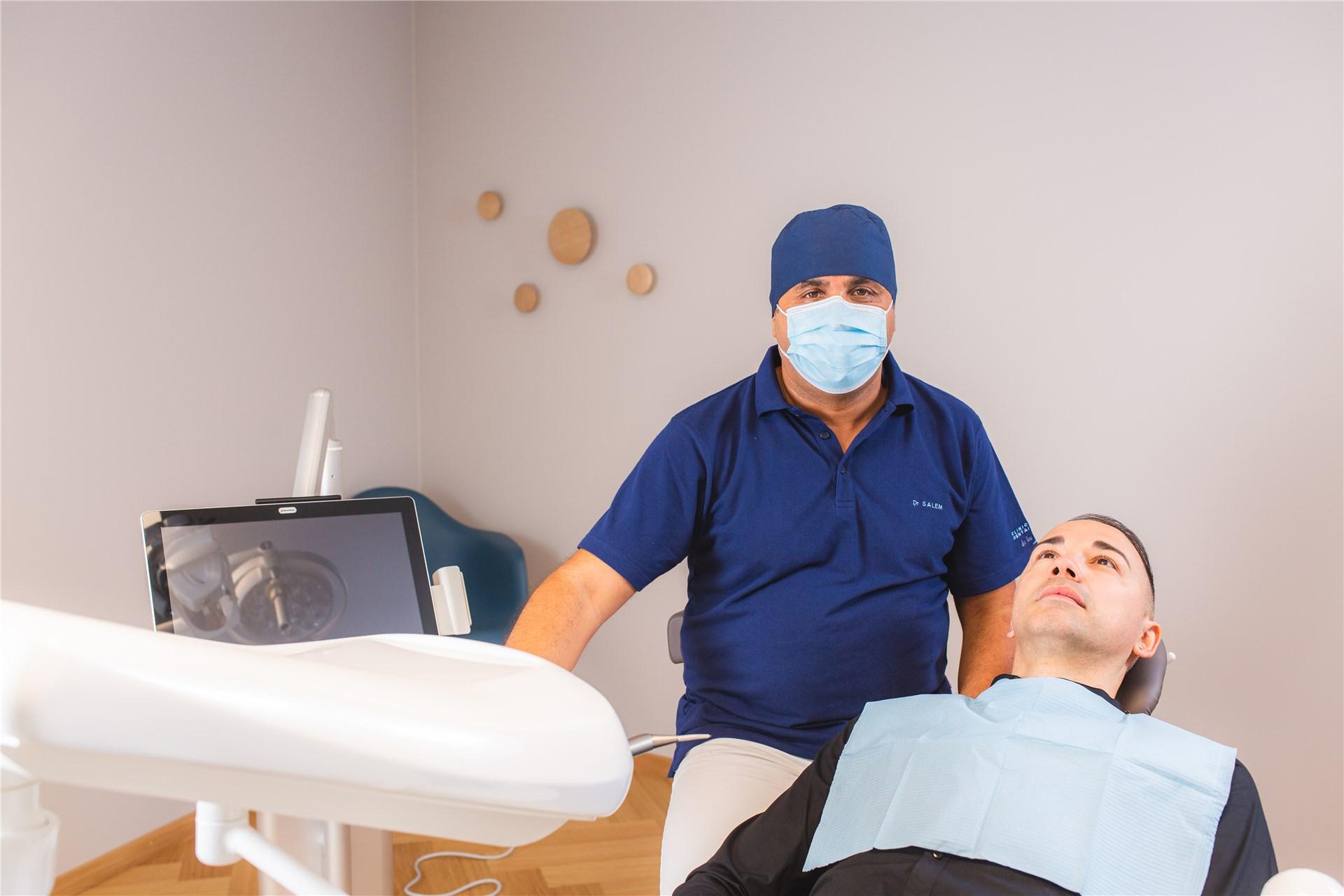 Docteur Kamel Salem Dentiste Morges