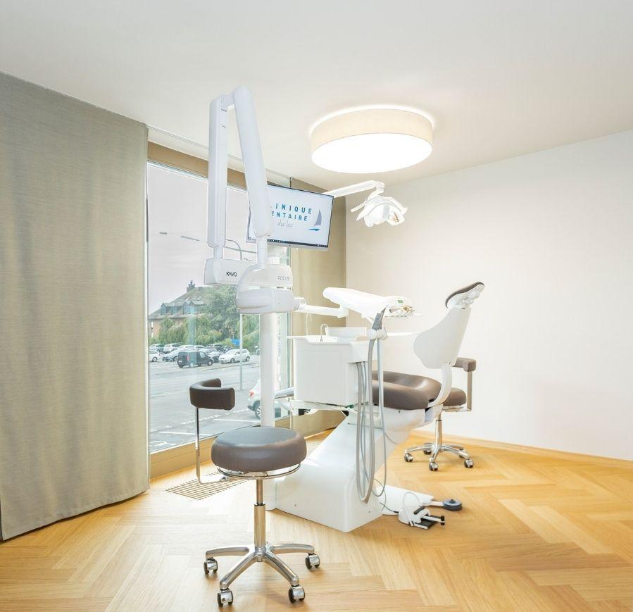 Image soin de carie dentaire clinique dentaire du lac morges