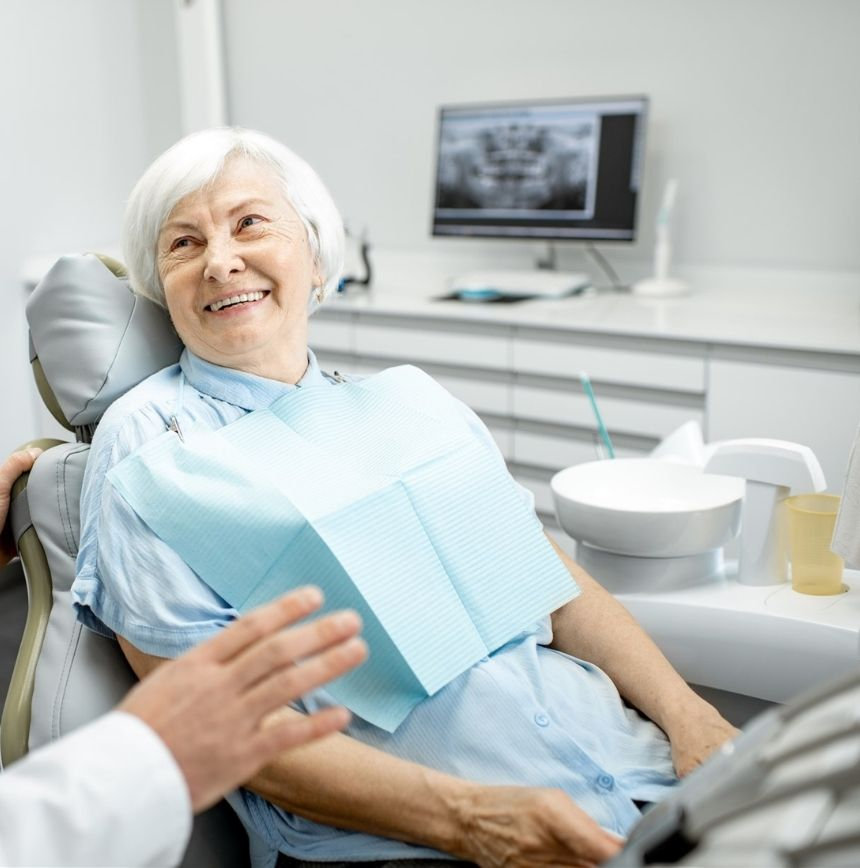 Image acte de prothèse fixe clinique dentaire du lac morges