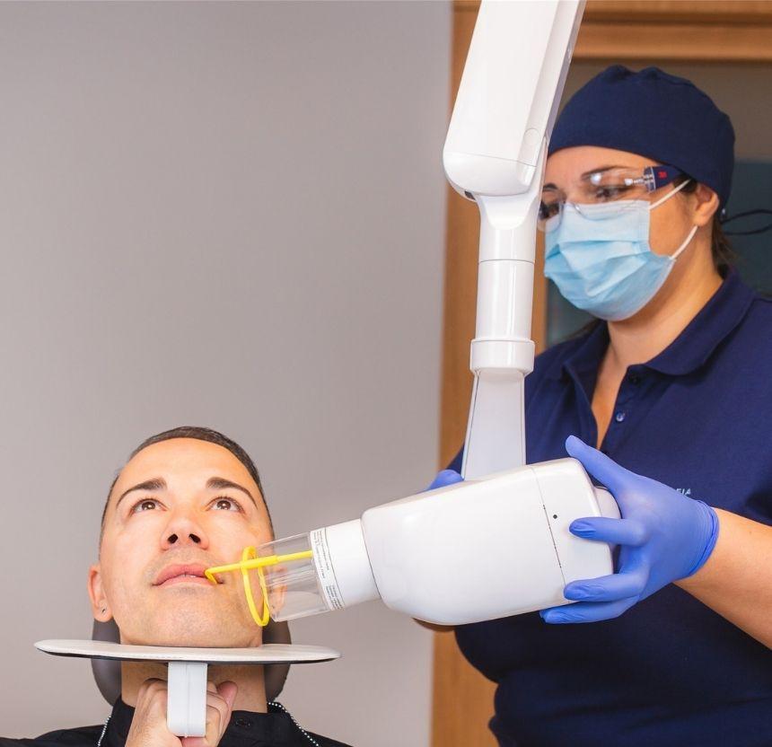 Photo carie dentaire clinique dentaire du lac morges